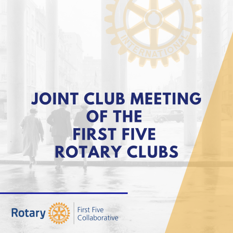 joint meeting of the first five clubs